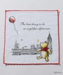 Afternoon Tea LIVING/ディズニーコレクション・Winnie the Pooh/プリントミニタオル/501257662