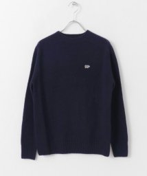 URBAN RESEARCH DOORS/Scye×DOORS 15th別注 WGクルーネックセーター/501277401