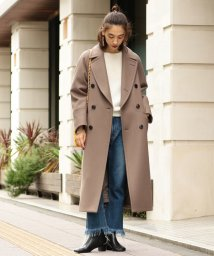 BEAUTY&YOUTH UNITED ARROWS/BY∴ HAMILTON WOOL MIX ロングPコート/501279425