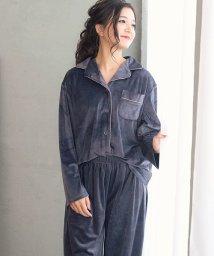 Dita/DITA【ディータ】パールシャギーシャツルームウェア/パジャマ(上下セット)/501279435