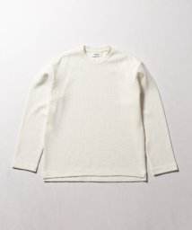 NOLLEY'S goodman/MVS ワッフルロンTee/501246102