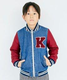 KRIFF MAYER(Kids)/裏ボアスタジャン(120~160cm)/501260777