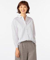 NOLLEY'S/パール釦 裾2-WAYシャツ/501263565