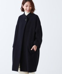 Demi-Luxe BEAMS/【カタログ掲載】【BAILA11月号掲載】Demi-Luxe BEAMS / ブークレ コクーンコート/501281023