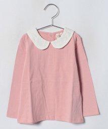 LAGOM/レース衿長袖カットソー/501258089