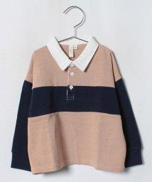 LAGOM/ラガーシャツ/501258095