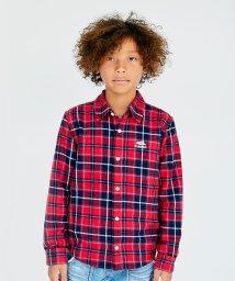 KRIFF MAYER(Kids)/チェック柄ネルシャツ(140~160cm)/501260788