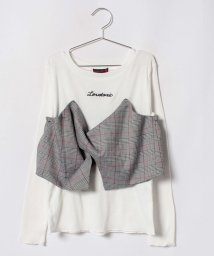 Lovetoxic/ビスチェ風デザインTシャツ/501267443