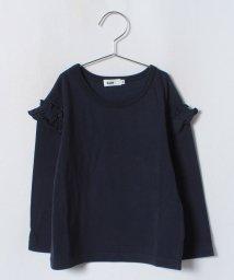 koe kids/フリル長袖Tシャツ/501271379