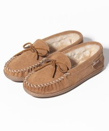 INTER-CHAUSSURES IMPORT/【MINNETONKA】フェイクファーモカシン/501271479