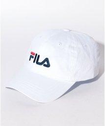 JNSJNL/【FILA】ロゴローキャップ/501227988
