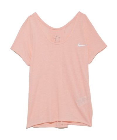 【NIKE】AS W NK MILER TOP SS SFT LX