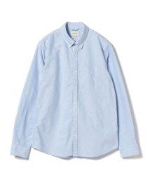 BEAMS MEN/BEAMS / ファインオックスフォード ミニボタンダウンシャツ/501180865