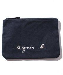 agnes b. Voyage/【WEB限定】GO03‐05 ロゴポーチ/501271453