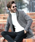 JIGGYS SHOP/メルトン マリンコート & イタリアンカラージャケット / ジャケット メンズ ウール コート ショート丈/501281675