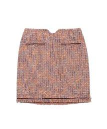 Lily Brown/ツイード台形スカート/501283489