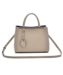 FENDI/【FENDI】2 JOURS / 2WAY BAG 【DOVE+COAL+PAL】/501283686