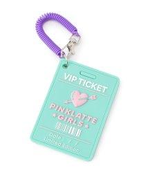 PINK-latte/ハートラバーパスケース/501285094