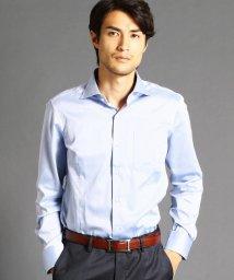 MONSIEUR NICOLE/セミワイドカラードレスシャツ/501275582