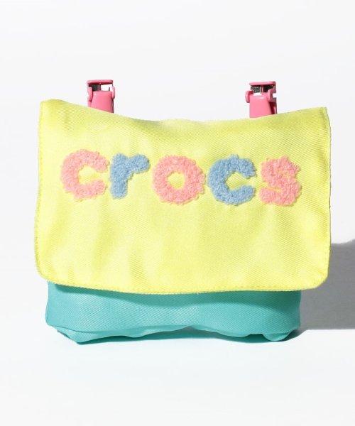 crocs(KIDS WEAR)(クロックス(キッズウェア))/CROCSビックロゴ移動ポケット/148534