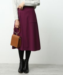 ROPE'/トラペーズポケットスカート/501273266