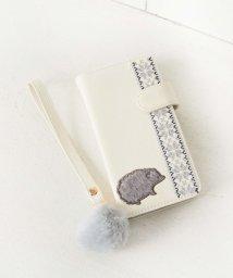 Afternoon Tea LIVING/アニマル刺繍ブック型iPhone8/7/6/6sケース/501277238