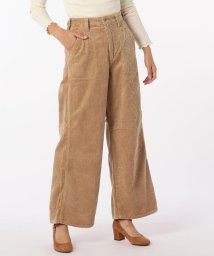 FREDY&GLOSTER/【Lee/リー】コーデュロイ HIGH WAIST WORK PANTS(LL6013)/501280413