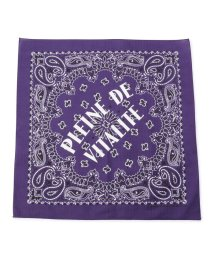 SHIPS Days/SHIPS Days:FRENCH WORD BANDANA/501289438
