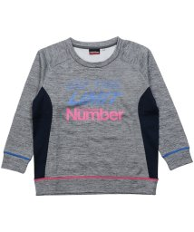 Number/ナンバー/キッズ/ジュニアスウェットクルーネック/501290343