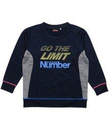 Number/ナンバー/キッズ/ジュニアスウェットクルーネック/501290344