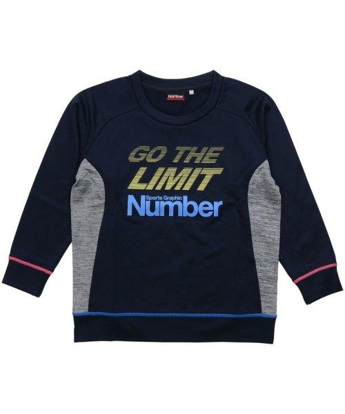 Number(ナンバー)/ナンバー/キッズ/ジュニアスウェットクルーネック/60316569