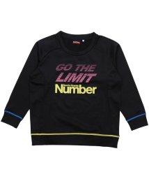 Number/ナンバー/キッズ/ジュニアスウェットクルーネック/501290345