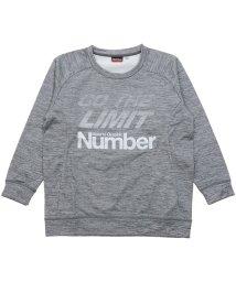 Number/ナンバー/キッズ/ジュニアスウェットクルーネック/501290346