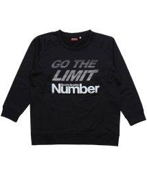 Number/ナンバー/キッズ/ジュニアスウェットクルーネック/501290348