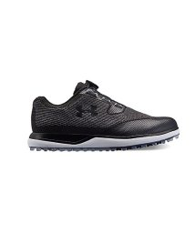 UNDER ARMOUR/アンダーアーマー/メンズ/18F UA TOUR TIPS KNIT SL BOA 2E/501290456