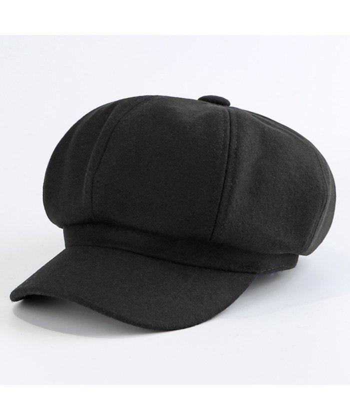キャスケット レディース 秋冬 帽子