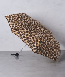 UNITED ARROWS/<FULTON(フルトン)>レオパード柄 折りたたみ傘/501290792