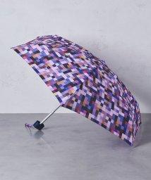 UNITED ARROWS/<FULTON(フルトン)>モザイク柄 折りたたみ傘/501290796