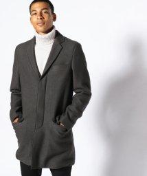 TOMORROWLAND MENS/【WEB先行予約】ニットメルトン チェスターフィールドコート/501290949