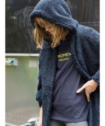 Mila Owen/ビッグシルエットロゴTシャツ/501290993