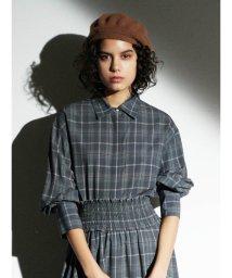 Mila Owen/セットアップボタンダウンシャツ/501290999