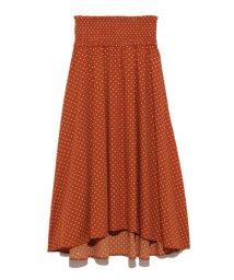 Mila Owen/ウエストシャーリングセットアップスカート/501291002