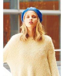 Mila Owen/カシミヤニットベレー帽/501291574