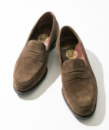 URBAN RESEARCH/CHEANY×URBAN RESEARCH 別注SUEDE LOAFER/501291626