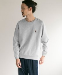 URBAN RESEARCH/別注ROSTER BEAR SWEAT/501291743