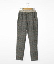 SHIPS KIDS/SHIPS KIDS:TR グレンチェック 5ポケット パンツ(145~160cm)/501291785