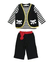 Street Cop/海賊コスプレ衣装3点セット/501248504