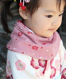 Puff 2 KIDS/女児袴用リバーシブルスタイ(よだれかけ)/501248506