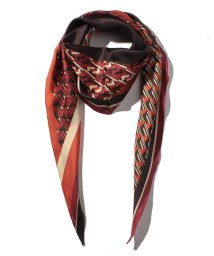 CARA O CRUZ/ジオメトリックスカーフ/501251145
