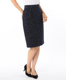 NOLLEY'S sophi/ツイーディタイトスカート/501280353